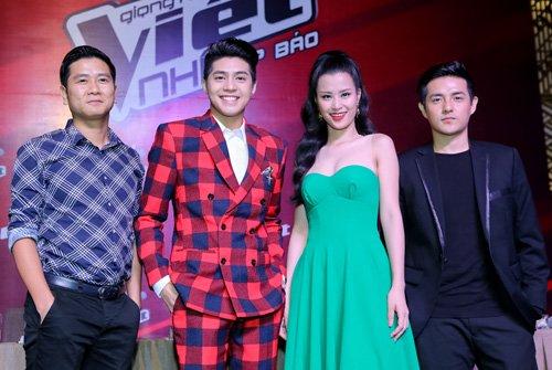 Hồ Hoài Anh tự tin The Voice Kids không thua kém Idol nhí - 1