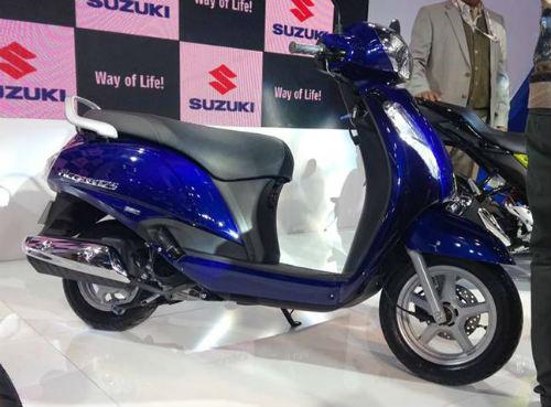 Xe ga rẻ Suzuki Access 125 bị triệu hồi một loạt - 1