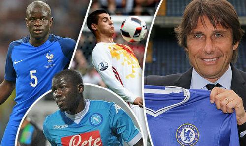 Tin HOT tối 15/7: Conte sẽ tiêu thêm 140 triệu bảng - 1