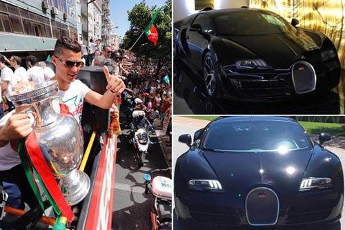 """Ronaldo mua siêu xe 51 tỉ, trở thành """"trùm"""" bất động sản - 2"""
