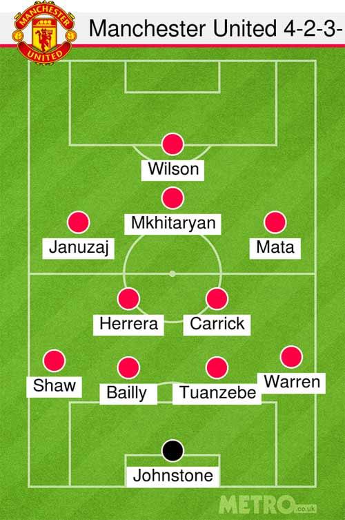 MU đá trận đầu thời Mourinho: Khai thiên lập địa - 3