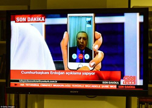 Cảnh dữ dội trong cuộc đảo chính ở Thổ Nhĩ Kỳ - 8