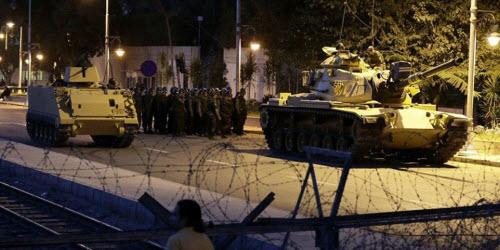 Cảnh dữ dội trong cuộc đảo chính ở Thổ Nhĩ Kỳ - 13