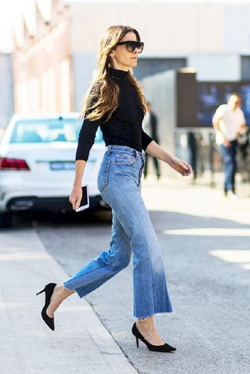 Bạn đã biết mặc quần jeans lửng đúng cách? - 4