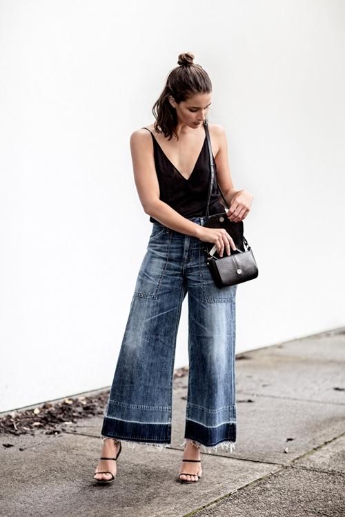 Bạn đã biết mặc quần jeans lửng đúng cách? - 6