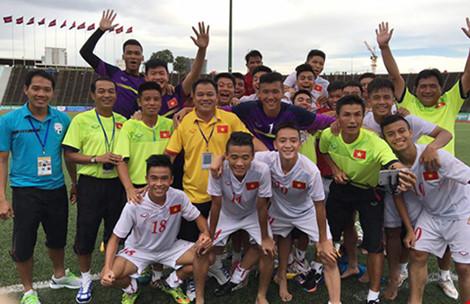 Giải vô địch U-16 ĐNÁ: Vẫn là 'lịch hẹn' của bóng đá VN và Thái Lan - 1