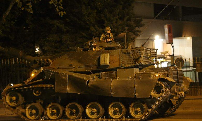 TT Thổ Nhĩ Kỳ tuyên bố đè bẹp đảo chính, bắt 2.800 người - 6