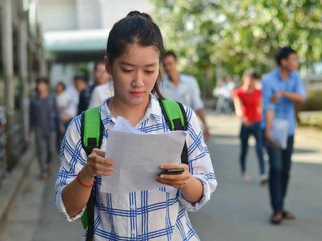 Điểm thi THPT: Đà Nẵng, Quảng Ngãi không có điểm 10 - 1