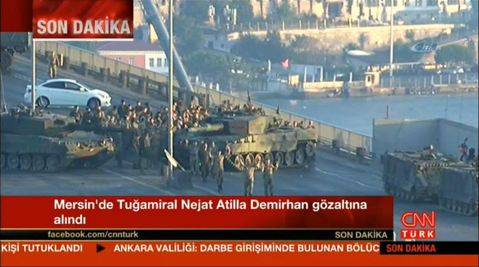 TT Thổ Nhĩ Kỳ tuyên bố đè bẹp đảo chính, bắt 2.800 người - 5
