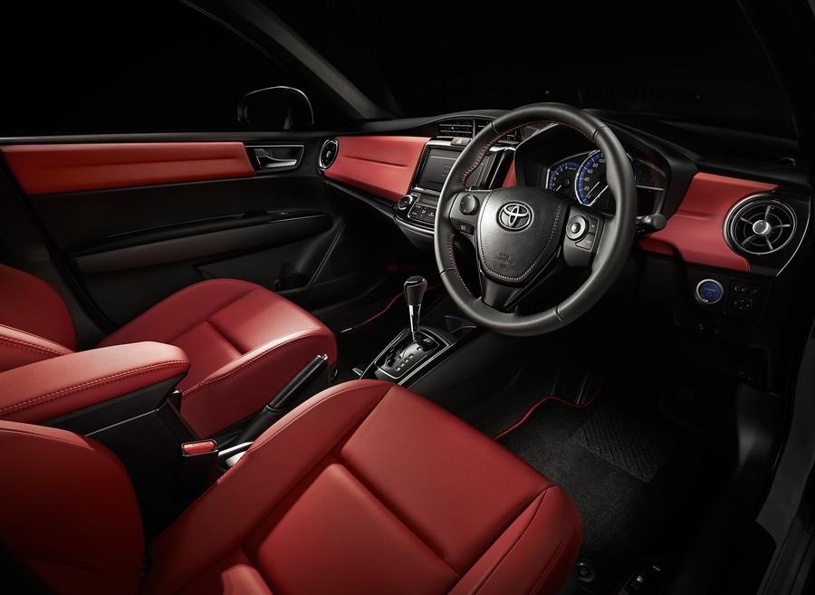 Toyota ra mắt Corolla Axio Hybrid G 50 bản đặc biệt - 5
