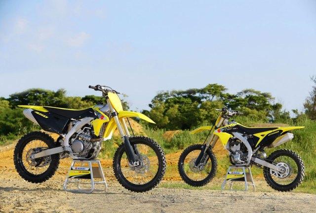 Ngắm chiến binh Suzuki RM-Z250 và RM-Z450 - 1