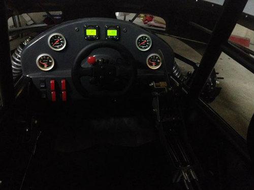 Độc dị xe Ferrari Enzo độ động cơ máy bay khủng - 6