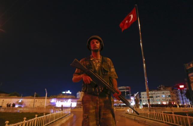 Đảo chính ở Thổ Nhĩ Kỳ đe dọa lợi ích Mỹ thế nào - 1