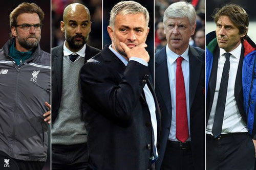 Mục tiêu MU - Mourinho: Vô địch hay vào top 4 - 2