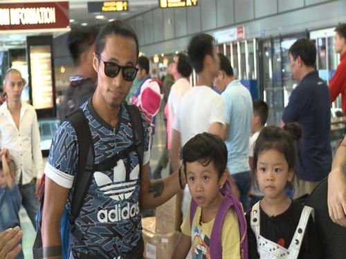 """4 cặp bố con """"Bố ơi mình đi đâu thế"""" vui vẻ ở Hà Nội - 2"""