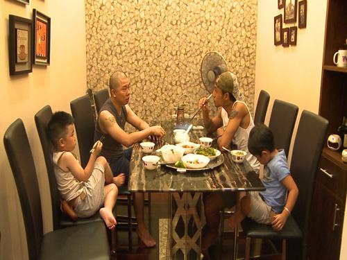 """4 cặp bố con """"Bố ơi mình đi đâu thế"""" vui vẻ ở Hà Nội - 7"""