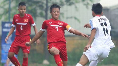 U16 Việt Nam - U16 Philippines: Rượt đuổi hấp dẫn - 1