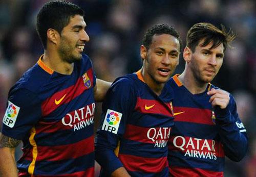 Barca khó mua tiền đạo: Vì bộ ba M-S-N quá khủng - 2