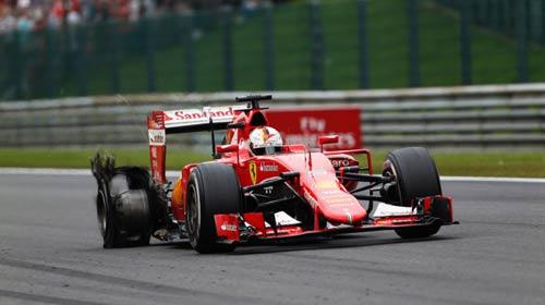 F1 và lốp xe: Liều lĩnh và lách luật - 1