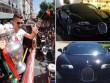 """Ronaldo mua siêu xe 51 tỉ, trở thành """"trùm"""" bất động sản"""