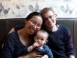Nàng dâu Việt được chồng Tây cầu hôn 1600 lần