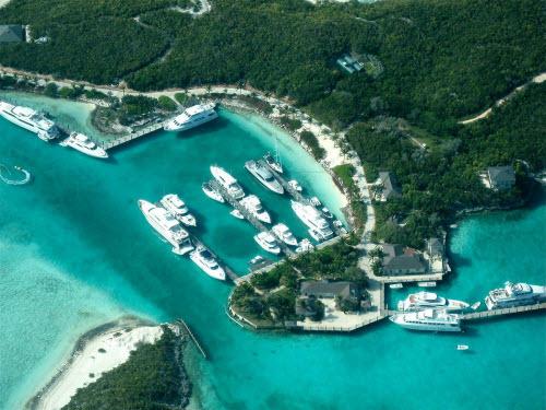 10 thiên đường riêng tư của các tỷ phú nổi tiếng thế giới - 5