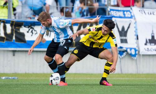 1860 München - Dortmund: Nỗi nhớ siêu sao - 1