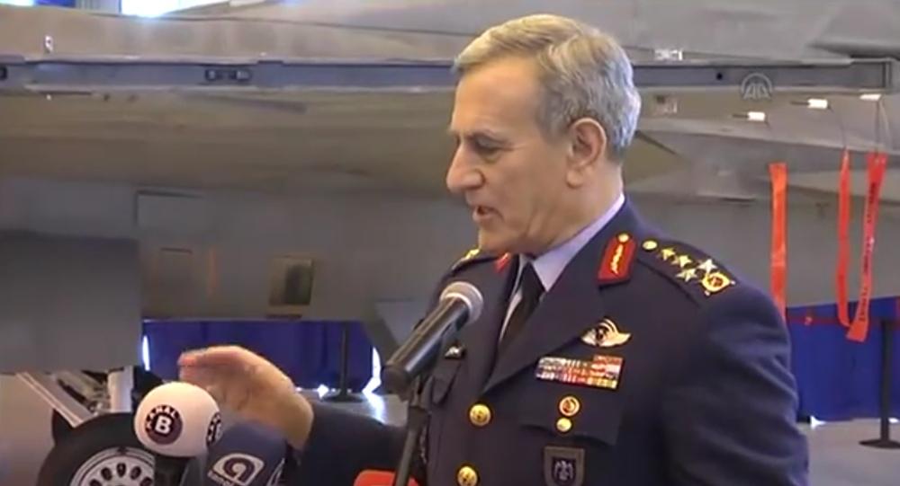 Người cầm đầu đảo chính Thổ Nhĩ Kỳ bị bắt - 1
