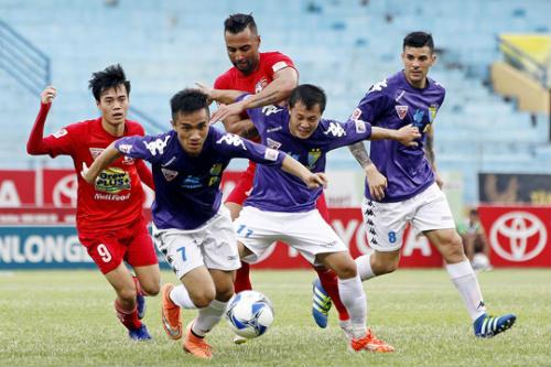 V-League đá trong hoài nghi - 1