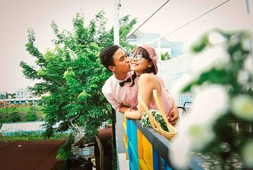 Cặp đôi Vũng Tàu chụp ảnh cưới bên thùng rác - 11