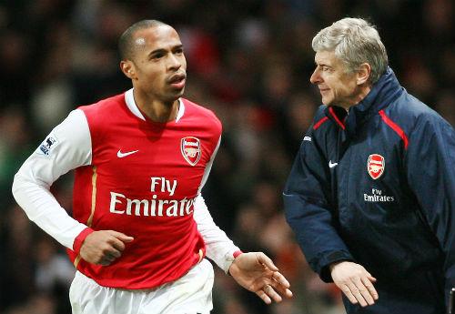 Rời Arsenal, Henry vẫn nuôi mộng kế vị Wenger - 1