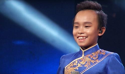 Hồ Văn Cường được dự đoán đăng quang VN Idol Kids - 2