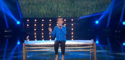 Hồ Văn Cường được dự đoán đăng quang VN Idol Kids - 1