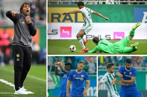 """Chelsea thua trận ra mắt Conte: Đòn """"dằn mặt"""" cần thiết - 1"""