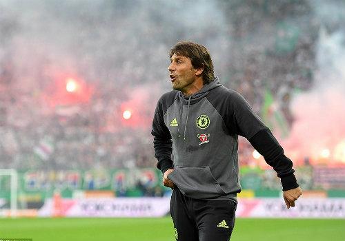 """Chelsea thua trận ra mắt Conte: Đòn """"dằn mặt"""" cần thiết - 2"""