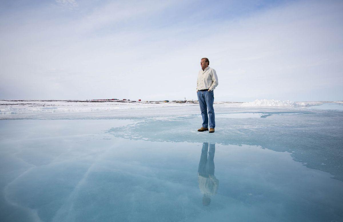 Săn kim cương dưới lớp băng sâu tại Canada - 6