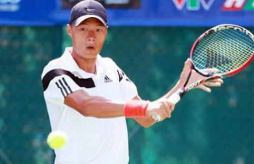 """""""Kẻ đóng thế Hoàng Nam"""" thua đau người Thái ở Davis Cup - 1"""
