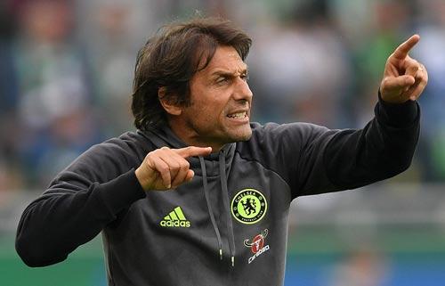 """Chelsea – Conte: Lộ chiến thuật """"dị"""" siêu tấn công - 3"""