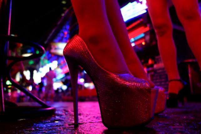 Thái Lan quyết dẹp ngành công nghiệp mại dâm - 3
