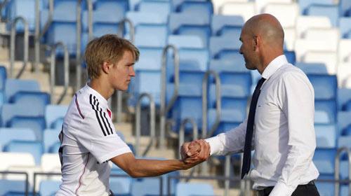 Lục đục ở Real: Zidane mâu thuẫn Perez vì mất Kante - 2