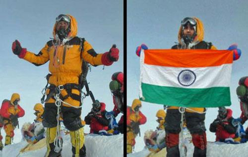 """Cặp vợ chồng """"lên đỉnh"""" Everest bằng mưu hèn kế bẩn - 2"""