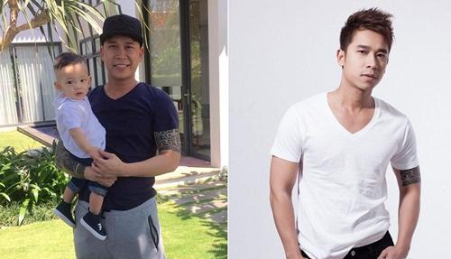 Vợ chồng Lê Hoàng (The Men) khác lạ sau 1 năm sinh con - 6