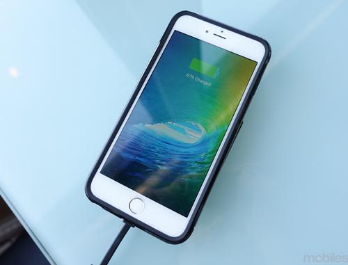 Apple bị tố vi phạm bằng sáng chế sạc nhanh trên iPhone 6s - 1