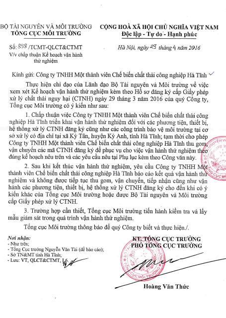 """""""Sao anh lại mang rác thối Formosa về cho Phú Thọ?'' - 1"""