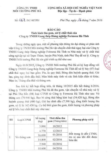 """""""Sao anh lại mang rác thối Formosa về cho Phú Thọ?'' - 3"""