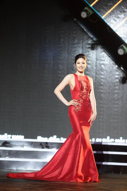 Lộ diện 18 cô gái đẹp nhất Hoa hậu VN phía Bắc - 2