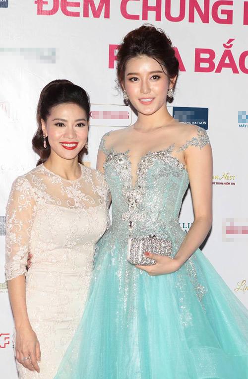 Lộ diện 18 cô gái đẹp nhất Hoa hậu VN phía Bắc - 4