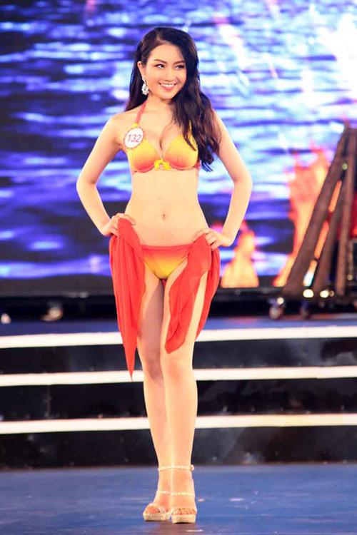 Lộ diện 18 cô gái đẹp nhất Hoa hậu VN phía Bắc - 1