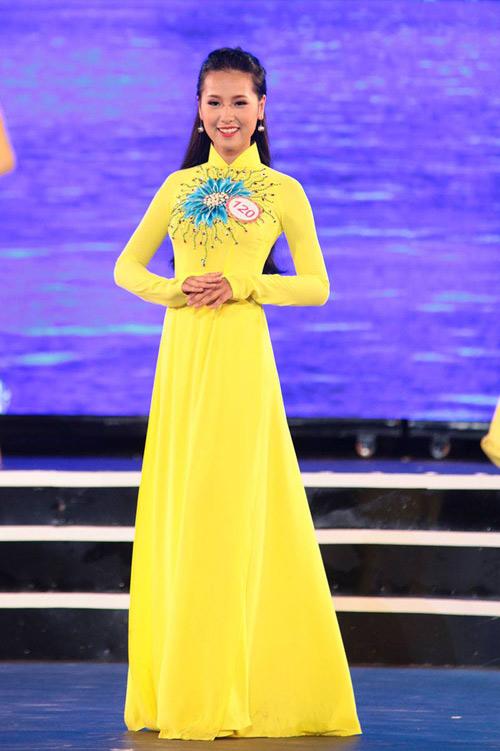 Lộ diện 18 cô gái đẹp nhất Hoa hậu VN phía Bắc - 9