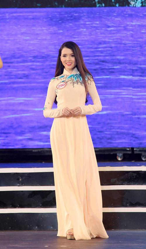 Lộ diện 18 cô gái đẹp nhất Hoa hậu VN phía Bắc - 7